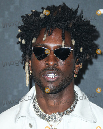 Saint JHN Photo - BROOKLYN NEW YORK CITY NEW YORK USA - SEPTEMBER 10 Saint Jhn arrives at the Savage X Fenty Show Presented By Amazon Prime Video held at Barclays Center on September 10 2019 in Brooklyn New York City New York United States (Photo by Xavier CollinImage Press Agency)