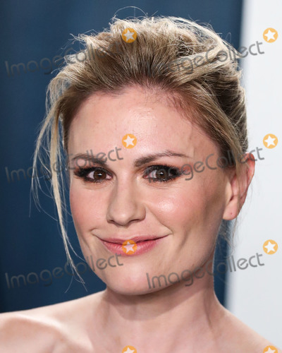 Anna Paquin Photo - BEVERLY HILLS LOS ANGELES CALIFORNIA USA - FEBRUARY 09 Anna Paquin arrives at the 2020 Vanity Fair Oscar Party held at the Wallis Annenberg Center for the Performing Arts on February 9 2020 in Beverly Hills Los Angeles California United States (Photo by Xavier CollinImage Press Agency)