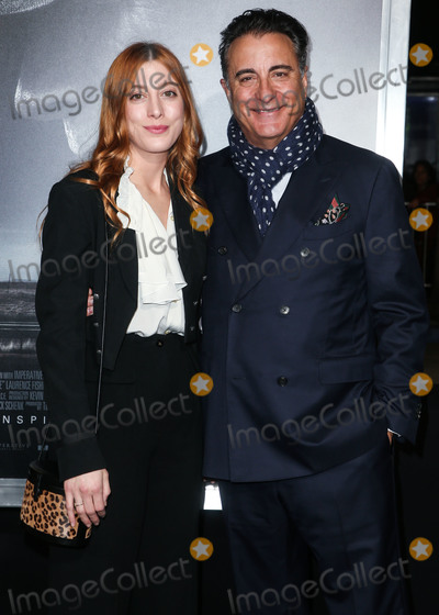 Andy Garcia Photo - WESTWOOD LOS ANGELES CA USA - DECEMBER 10 Daniella Garcia Lorido and fatheractor Andy Garcia arrive at the Los Angeles Premiere of Warner Bros Pictures The Mule held at the Regency Village Theatre on December 10 2018 in Westwood Los Angeles California United States (Photo by Image Press Agency)