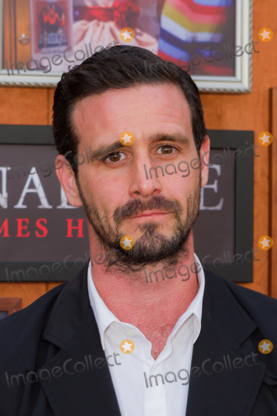 JAMES RANSON Photo - WESTWOOD LOS ANGELES CALIFORNIA USA - JUNE 20 James Ransone arrives at the Los Angeles Premiere Of Warner Bros Annabelle Comes Home held at Regency Village Theatre on June 20 2019 in Westwood Los Angeles California United States (Photo by Rudy TorresImage Press Agency)