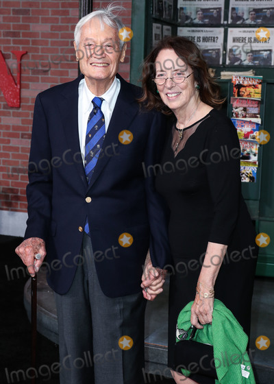 Roger Corman Photo - HOLLYWOOD LOS ANGELES CALIFORNIA USA - OCTOBER 24 Roger Corman arrives at the Los Angeles Premiere Of Netflixs The Irishman held at TCL Chinese Theatre IMAX on October 24 2019 in Hollywood Los Angeles California United States (Photo by Xavier CollinImage Press Agency)