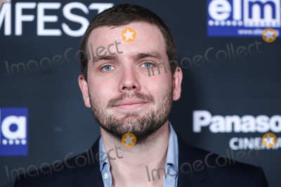 The Darkness Photo - HOLLYWOOD LOS ANGELES CALIFORNIA USA - OCTOBER 17 Actor Austin Swift arrives at the Screamfest Closing Night Screening Of We Summon The Darkness held at TCL Chinese 6 Theatres on October 17 2019 in Hollywood Los Angeles California United States (Photo by Xavier CollinImage Press Agency)