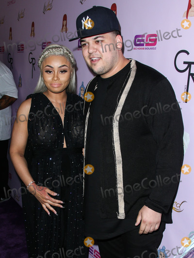 Blac Chyna Photo - (FILE) Rob Kardashian Accuses Blac Chyna of Pointing a Gun at Him During Altercation HOLLYWOOD LOS ANGELES CALIFORNIA USA - MAY 11 Model Blac Chyna and fiancetelevision personality Rob Kardashian arrive at the Blac Chyna Birthday Celebration And Unveiling Of Her Chymoji Emoji Collection held at the Hard Rock Cafe Hollywood on May 11 2016 in Hollywood Los Angeles California United States (Photo by Xavier CollinImage Press Agency)