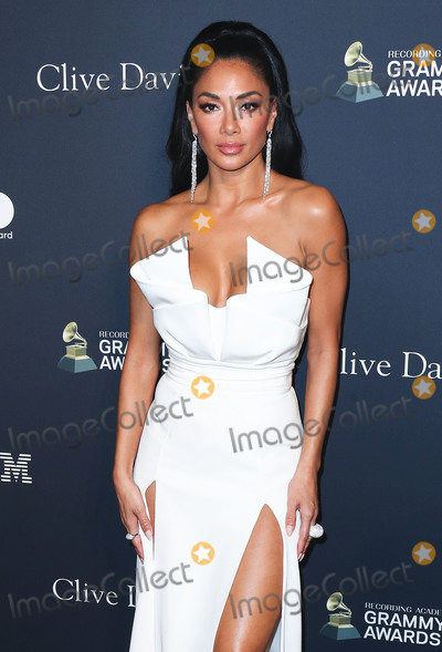 Clive Davis Photo - BEVERLY HILLS LOS ANGELES CALIFORNIA USA - JANUARY 25 Nicole Scherzinger arrives at The Recording Academy And Clive Davis 2020 Pre-GRAMMY Gala held at The Beverly Hilton Hotel on January 25 2020 in Beverly Hills Los Angeles California United States (Photo by Xavier CollinImage Press Agency)