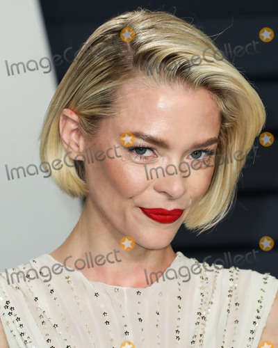 Jaime King Photo - BEVERLY HILLS LOS ANGELES CA USA - FEBRUARY 24 Jaime King arrives at the 2019 Vanity Fair Oscar Party held at the Wallis Annenberg Center for the Performing Arts on February 24 2019 in Beverly Hills Los Angeles California United States (Photo by Xavier CollinImage Press Agency)