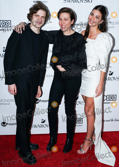 Ben Rosenfield Photo - MANHATTAN NEW YORK CITY NEW YORK USA - NOVEMBER 12 Ben Rosenfield Rebecca Henderson and Camila Morrone arrive at the New York Premiere Of Utopias Mickey And The Bear held at Mondrian Terrace Park Avenue on November 12 2019 in Manhattan New York City New York United States (Photo by William PerezImage Press Agency)