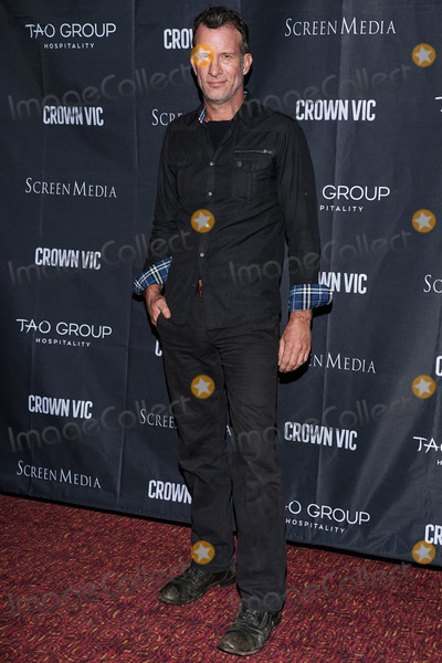 Thomas Jane Photo - MANHATTAN NEW YORK CITY NEW YORK USA - NOVEMBER 06 Thomas Jane arrives at the New York Special Screening Of Screen Media Films Crown Vic held at the Village East Cinema on November 6 2019 in Manhattan New York City New York United States (Photo by William PerezImage Press Agency)