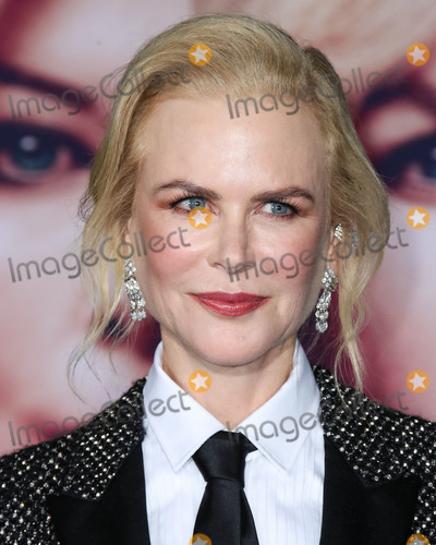 Nicole Kidman Photo - WESTWOOD LOS ANGELES CALIFORNIA USA - DECEMBER 10 Actress Nicole Kidman wearing Saint Laurent by Anthony Vaccarello arrives at the Los Angeles Special Screening Of Liongates Bombshell held at the Regency Village Theatre on December 10 2019 in Westwood Los Angeles California United States (Photo by Xavier CollinImage Press Agency)