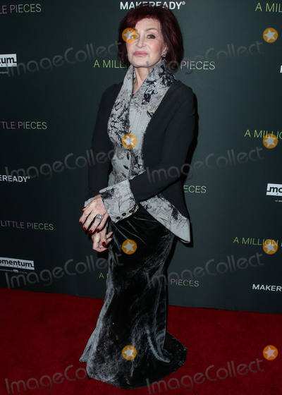 Sharon Osbourne Photo - WEST HOLLYWOOD LOS ANGELES CALIFORNIA USA - DECEMBER 04 Television personality Sharon Osbourne arrives at the Los Angeles Special Screening Of Momentum Pictures A Million Little Pieces held at The London Hotel West Hollywood at Beverly Hills on December 4 2019 in West Hollywood Los Angeles California United States (Photo by Xavier CollinImage Press Agency)