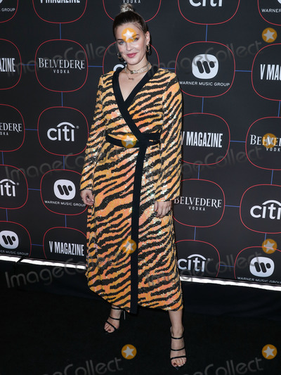 Anne Marie Photo - LOS ANGELES CA USA - FEBRUARY 07 Singer Anne-Marie (Anne-Marie Rose Nicholson) arrives at the Warner Music Pre-Grammy Party 2019 held at The NoMad Hotel Los Angeles on February 7 2019 in Los Angeles California United States (Photo by Xavier CollinImage Press Agency)