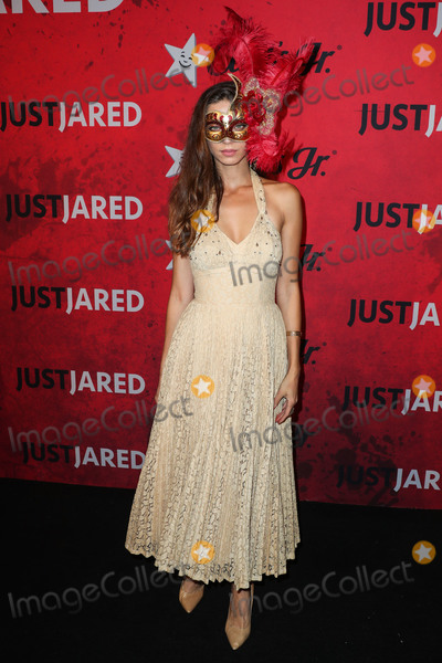 Angela Sarafyan Photo - HOLLYWOOD LOS ANGELES CA USA - OCTOBER 27 Angela Sarafyan at Just Jareds 7th Annual Halloween Party held at Goya Studios on October 27 2018 in Hollywood Los Angeles California United States (Photo by Xavier CollinImage Press Agency)