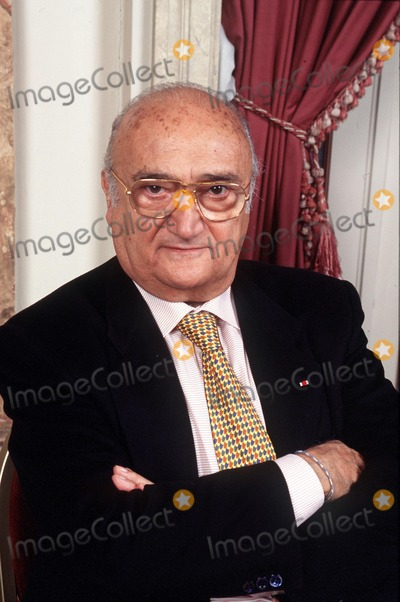 Henri Verneuil Photo - Imapresspatrick Gely - 06-12-96- Henri Verneuil (the French Director Henri Verneuil Passed Away Today 1112002 at the Age of 81) Credit ImapressGlobe Photos Inc