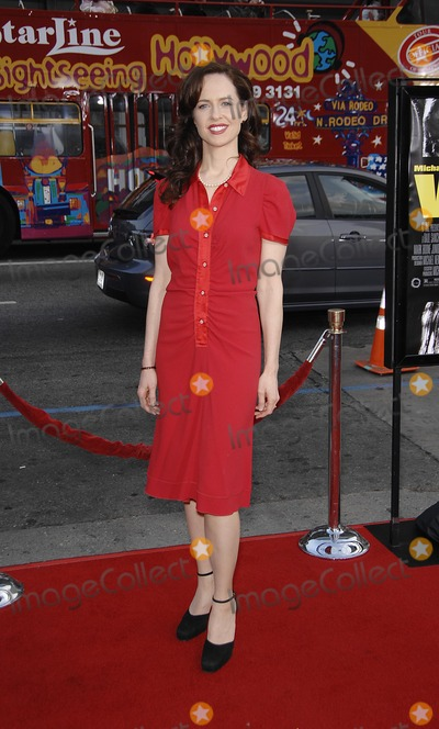 Anna Galvin Photo - Vice Premiere Graumans Chinese Theatre Los Angeles CA 05-07-2008 Photo by Michael Germana-Globe Photos Inc2008 Anna Galvin