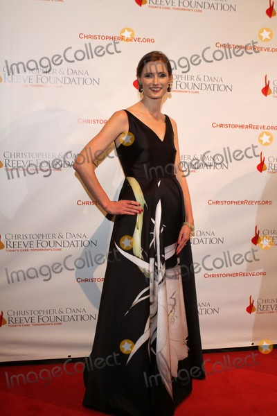 DANA REEVES Photo - The Christopher  Dana Reeve Foundation Hosts  a Magical Evening at Cipriani Wall Street in New York City Alexandra Reeve Givens
