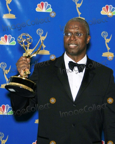Andre Braugher Photo - Andre Braugher - 58th Annual Primetime Emmy Awards - Press Room - Shrine Auditorium Los Angeles California - 08-27-2006 - Photo by Nina PrommerGlobe Photos Inc 2006