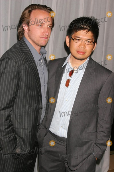 Steve Chen Photo - the 35th Annual Vision Awards Presnted by Retinitis Pigmentosa International (Rpi) Beverly Hills Beverly Hilton California 06-12-2008 Chad Hurley and Steve Chen - Founders of Youtube Photo Clinton H Wallace-photomundo-Globe Photos Inc