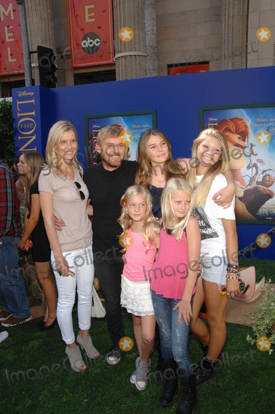 Andrea Schroder Photo - Rick Schroder and Andrea Schroder During the Premiere Walt Disney Studios Re-release of the the Lion King 3d Held at the El Capitan Theatre on August 27 2011 in Los Angeles Photo Michael Germana - Globe Photos Inc