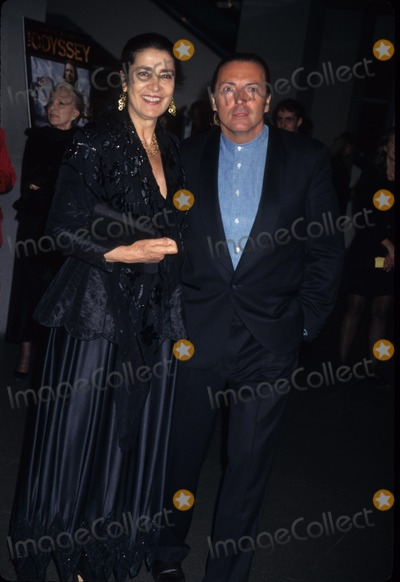 Armand Assante Photo - Armand Assante with Irene Papas the Odyssey Premiere at Moma 1997 K8772rh Supplied by Globe Photos Inc
