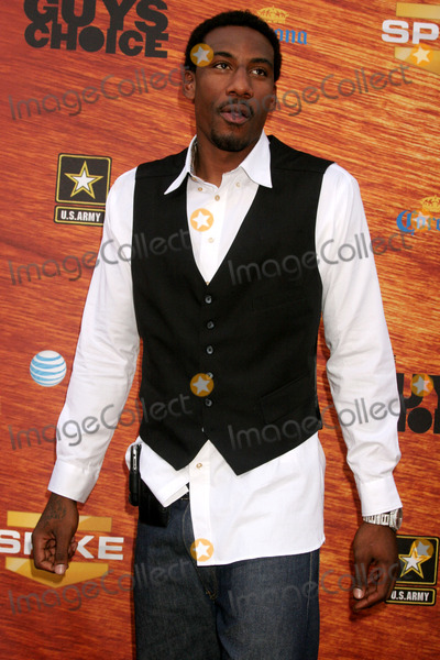 Amare Stoudemire Photo - Spike Tv Presents the 2nd Annual Guys Choice Awards Sony Studios Culver City CA 053008 Amare Stoudemire Photo Clinton H Wallace-photomundo-Globe Photos Inc