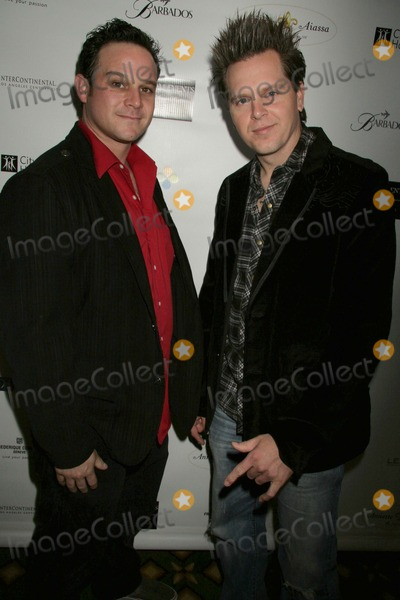 Jeremy Buck Photo - 2010 Pre-oscar Gifting Suite  Style Lounge Intercontinental Hotel Century City CA 03062010 Musicians Jeremy Buck and Mr Deebs of the Band Jeremy Buck and the Bang Photo Clinton H Wallace-photomundo-Globe Photos Inc