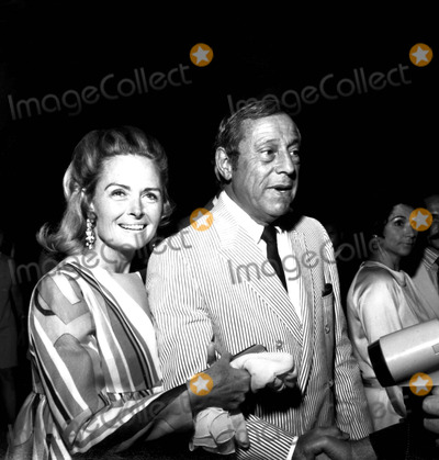 Donna Reed Photo - Donna Reed and Husband Tony Owens a1048-7 Nate CutlerGlobe Photos Inc