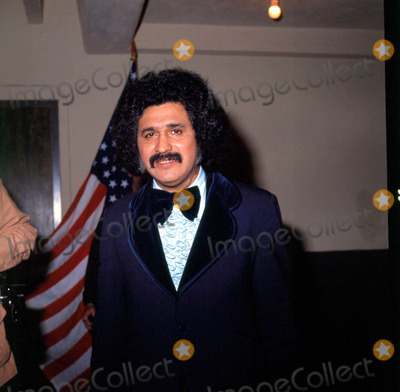 Freddy Fender Photo - 1977 Freddy Fender Photo by Nate CutlerGlobe Photos