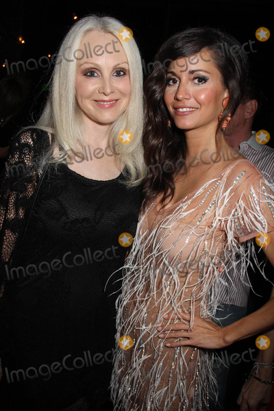 Nadine Vinzens Photo - 7th Annual Babes in Toyland Charity Toy Drive -Afterparty the Living Room at the W Hotel Hollywood CA 12042014 Donna Spangler and Nadine Vinzens Clinton H WallaceipolGlobe Photos Inc