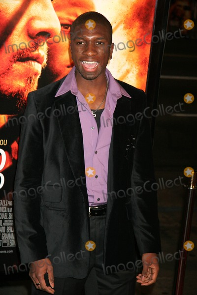 Adetokumboh MCormack Photo - Blood Diamond Los Angeles Premiere Graumans Chinese Theatre Hollywood CA 12-06-2006 Adetokumboh Mcormack Photo Clinton H Wallace-photomundo-Globe Photos Inc