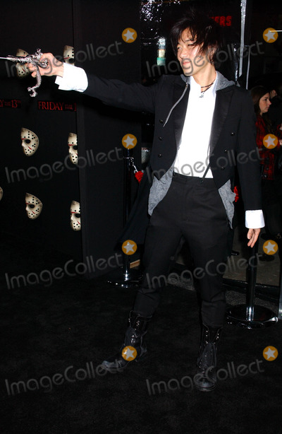 Aaron Yoo Photo - Aaron Yoo attends the Premiere of Friday the 13th  at the Chinese Theater in Hollywoodca on February 92009 Photo by Phil Roach-ipol-Globe Photos