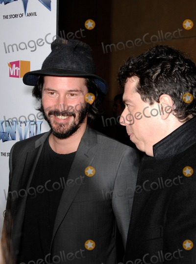 Anvil Photo - Keanu Reeves During the Premiere of the New Movie Anvil the Story of Anvil  Held at the Egyptian Theatre on 04-07-2009 in Los Angeles Photo Michael Germana- Globe Photos