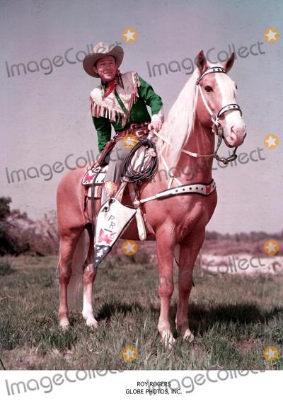 Roy Rogers Photo - Roy Rogers Globe Photos Inc