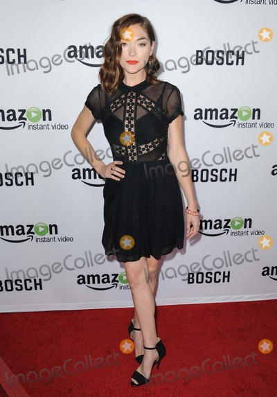 Annabelle Stephenson Photo - Annabelle Stephenson attending the Premiere Screening of Amazon Studios Bosch Held at the Arclight Theater in Hollywood California on February 3 2015 Photo by D Long- Globe Photos Inc