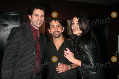 James Madio Photo - West of Brooklyn Los Angeles Premiere Sunset Blvd-theatre 68 Hollywood CA 021908 Ronnie Marmo James Madio and Joleigh Fioreavanti Photo Clinton H Wallace-photomundo-Globe Photos Inc