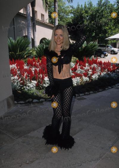 Jennifer Elise Cox Photo - Jennifer Elise Cox Wb Press Tour at Ritz Carleton Hotel in Pasadena  Ca 2000 K19375psk Photo by Paul Skipper-Globe Photos Inc