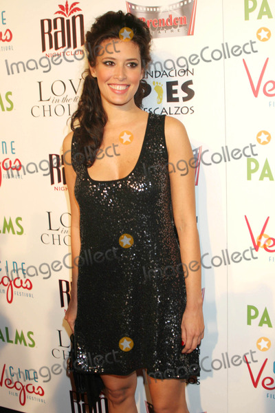 Angie Cepeda Photo - Screening of Love in the Time of Cholera at Brenden Theatre  Palms Casino Resort in Las Vegas  Nevada 11-06-2007 Photo by Ed Geller-Globe Photos Inc Angie Cepeda