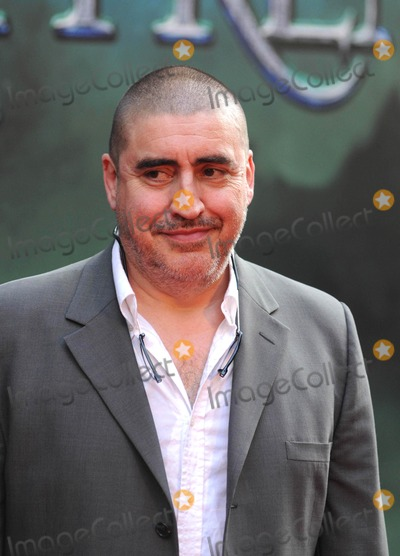 Alfred Molina Photo - Sorcerers Apprentice New Amsterdam Theater ny 07-06-2010 Photo by Ken Babolcsay - Ipol-Globe Photo 2010 Alfred Molina
