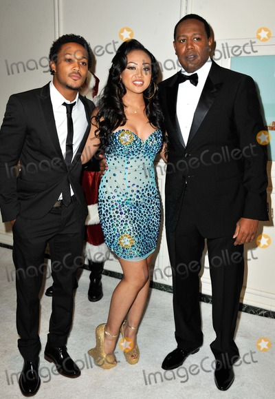 Cymphonique Photo - Romeo Miller Cymphonique Miller Percy Master P Miller attending the 2012 Let the Kids Grow Foundation Inaugural Holiday Gala Held at the Beverly Wilshire Hotel in Beverly Hills California on December 1 2012 Photo by D Long- Globe Photos Inc