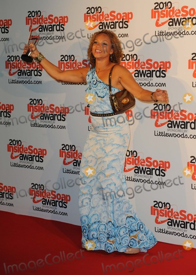 Angela Griffin Photo - Angela Griffin Actor at 2010 Inside Soap Awards Stables Market London 09-27-2010 Neil Tingle-allstar-Globe Photos Inc 2010 K66012alst N