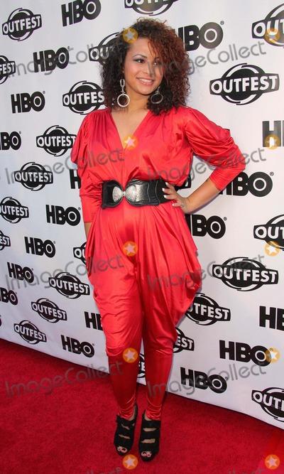Harmony Santana Photo - Harmony Santana the 2011 Outfest Opening Night Gala of Gun Hill Road Held at Orpheum Theatre  Los Angeles CA July 7- 2011 Photo TleopoldGlobephotos