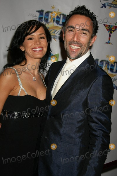 Francesco Quinn Photo - 20th Annual Night of 100 Stars Gala Celebrating the 82nd Annual Academy Awards Beverly Hills Hotel Beverly Hills California 03-07-2010 Francesco Quinn and Valentina Castellani Photo Clinton H Wallace-ipol-Globe Photos Inc
