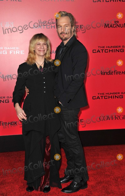 Amanda Plummer Photo - Amanda Plummer attending the Los Angeles Premiere of the Hunger Games Catching Fire Held at the Nokia Theatre LA Live in Los Angeles California on November 18 2013 Photo by D Long- Globe Photos Inc