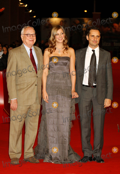 Alexandra Maria Lara Photo - James Ivory Alexandra Maria Lara Jorge Drexler K63456rharv the Premiere of the City of Your Final Destination at the 4th Rome International Film Festival in Rome  Italy 10-16-2009 Photo by Roger Harvey-Globe Photos Inc