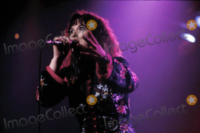 Ann Wilson Photo - 1978 Ann Wilson of Heart Photo by Dennis Barna-Globe Photos
