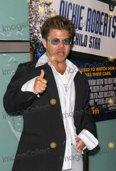 Adam Rich Photo - Adam Rich - Dickie Roberts Former Child Star - Premiere - Cinerama Dome Hollywood CA - 09032003 - Photo by Nina PrommerGlobe Photos Inc2003