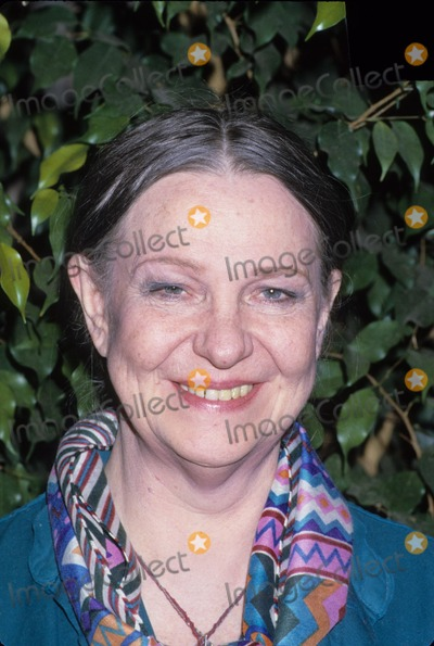 Alan Hunter Photo - Geraldine Page F1990 Photo by Alan Hunter-Globe Photos Inc