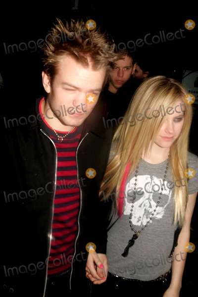 AVRIL LEVIGNE Photo - Saturday Night Live After Party Havana Central New York City 04-14-2007 Photo by Rick Mackler-rangefinder-Globe Photos Inc