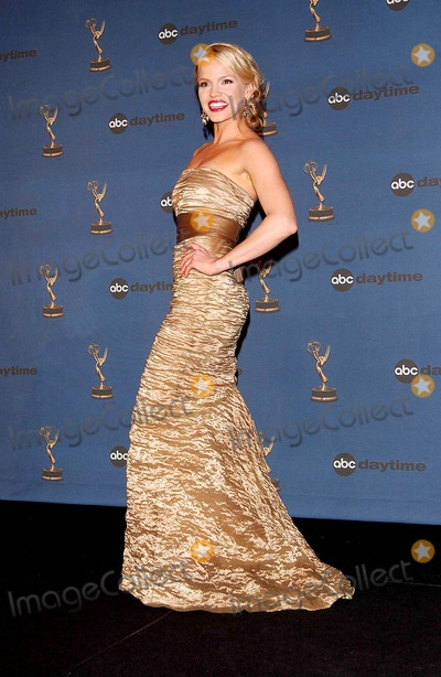 Alexa Havins Photo - Alexa Havins K47682eg the 33rd Annual Daytime Emmy Awards - Pressroom - Kodak Theater Hollywood California 04-28-2006 Photo Ed Geller - Globe Photos Inc