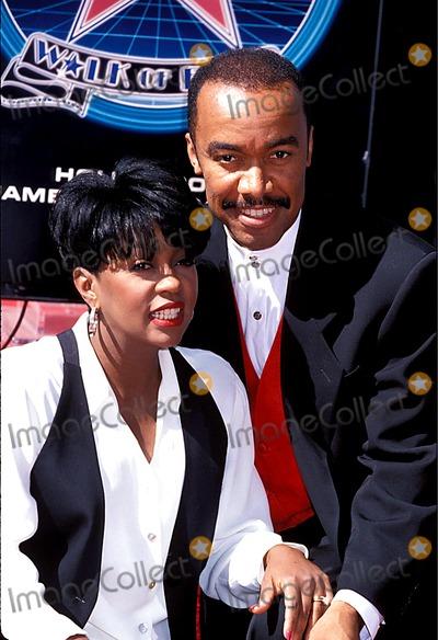 Anita Baker Photo - Anita Baker and Husband Photo Michael Ferguson  Globe Photos Inc