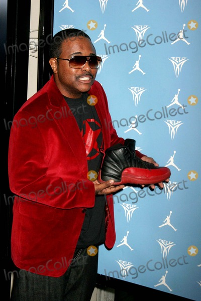 Alex Thomas Photo - Carmelo Anthony Celebrates the Premiere of His Melo M3 High-performance Basketball Sneaker Shag Hollywood CA 11-16-2006 Alex Thomas Photo Clinton H Wallace-photomundo-Globe Photos Inc