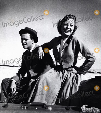 June Allyson Photo - June Allyson with Jack Lemmon Photo by William Woodfield-Globe Photos Inc